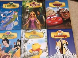 Disney Hardback Books