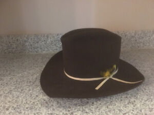 7ec3cb82a55df2 Hat Stetson | Kijiji in Alberta. - Buy, Sell & Save with Canada's #1 ...