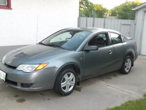 Saftied 2006 Saturn ION Coupe