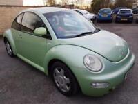 2000 Volkswagen Beetle 2.0 RHD