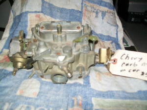 1979 Chev Rochester dueljet carburetor. New, never had gas in it