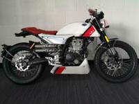 FB Mondial HPS 125cc Modern Classic Retro Cafe Racer Motorcycle. ulez complia...
