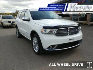 2015 Dodge Durango Citadel  - Sunroof -  Leather Seats