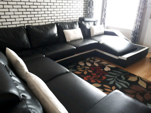Huge Sectional Couch
