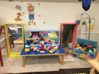 SPACIOUS HIGH QUALITY HOME DAYCARE WITH PLENTY OF QUALITY TOYS -
