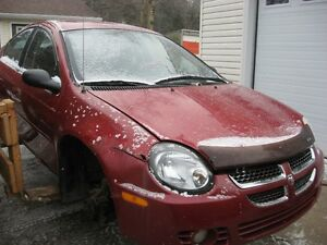 PARTING OUT Dodge SX 2.0