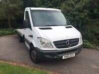 2010 Mercedes sprinter Automatic 310 Cdi recovery truck px welcome