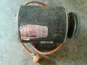 2 Electric motors