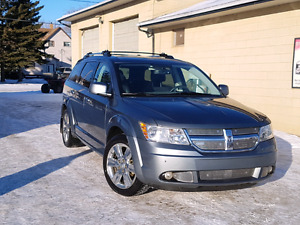 2010 Dodge Journey R/T low kms!