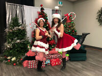 Holiday Entertainment: Christmas Parties, Galas, and more!