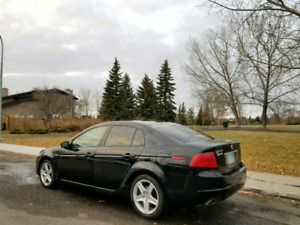 2006 Acura TL***Fully loaded/WINTER TIRES***