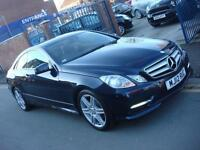 2012 12 PLATE Mercedes-Benz E250 2.1CDI Blue F 7G-Tronic 2012MY CDI Sport Coupe