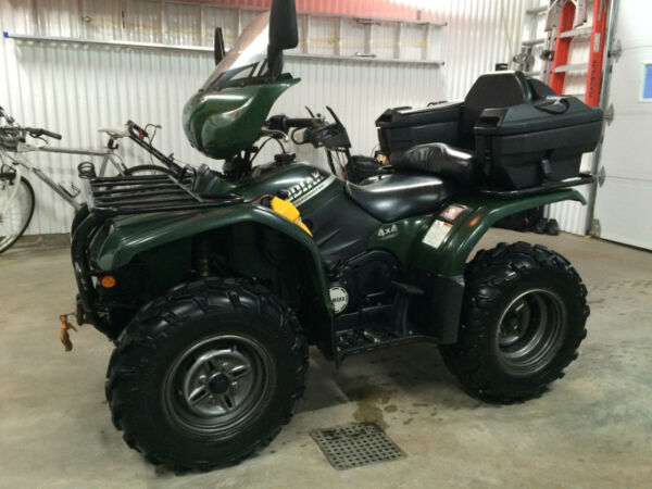 Used 2001 Yamaha Kodiak 400 Ultramatic 4 x 4 on Command