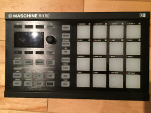 Maschine Mikro MK2 BLK Native Instrument