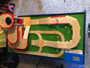 Train table by Plan Toys - NEW PRICE