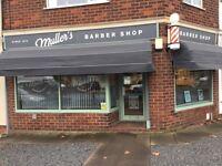 Mullers Barbers. at Aldridge