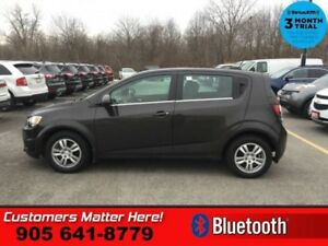 2015 Chevrolet Sonic LT  TURBO CAMERA HS BLUETOOTH ALLOYS REMOTE