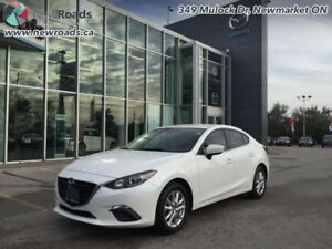 2015 Mazda Mazda3 GS - Bluetooth - $100.24 B/W