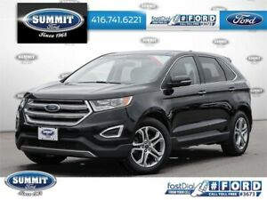 2016 Ford Edge Titanium301A|Canadian Touring Package