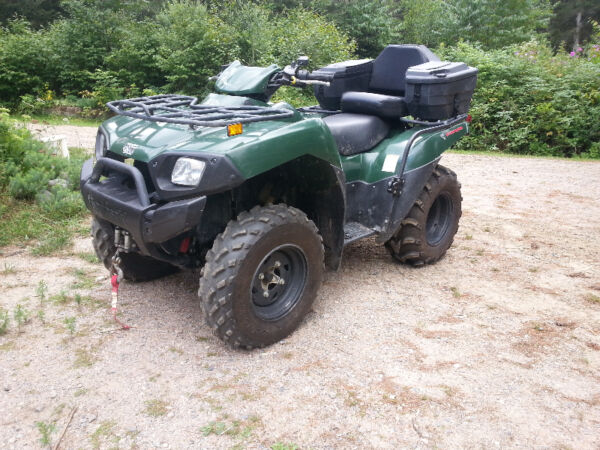 Used 2007 Kawasaki Brute Force 4x4 650