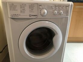 Hotpoint washing machine, just over 2 years old,