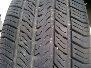 Michelin Harmony 225-60R17 Single Tire. West Island Greater Montréal image 2
