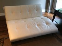 Crush extended chaise