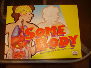 Board game SomeBody London Ontario image 1