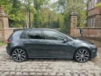 14 PLATE VW GOLF GTD 5DR DIESEL HATCH 70,733 MILES 1 OWN FVWSH NAV 19'' ALLOYS