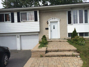 Large 3+2 bungalow with 2 car garage in DDO
