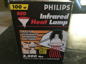 Infrared Heat Lightbulb