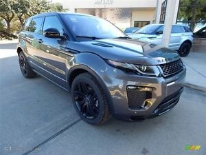 2016 Land Rover Range Rover Evoque Dynamic HSE SUV, Crossover