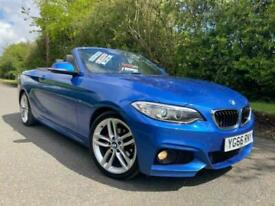 image for 2016 BMW 2 Series 218i M Sport 2dr CONVERTIBLE Petrol Manual