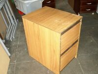 FILING CABINET 2 DRAWER