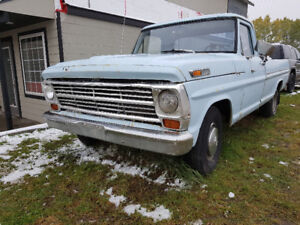 1968 Ford Pickup