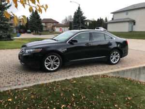 2013 ford taurus sel AWD LEATHER sunroof loaded NO GST