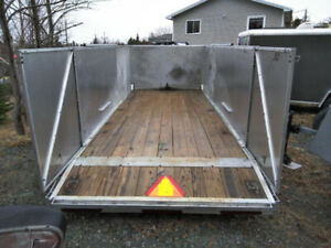 Aluminuum Trailer / Car Hauler / Toy Hauler