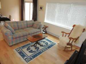 Lovely 1 BR Suite in Colwood - Short term 2 days to 2 months