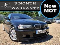 2002 BMW 330 INDIVIDUAL 3.0 Ci AUTOMATIC PETROL SPORT M-SPORT OPTIONS ☆ BABY M3!