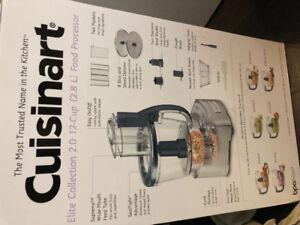 Cuisinart Elite Collection 2.0 12 cup food processor