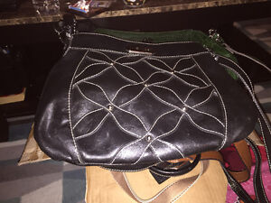 Leather purses. $20-25
