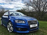 Audi S3 2.0T FSI 2009 Quattro SPRINT BLUE MANUAL FACELIFT 3 DOOR