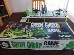 Green Ghost Game