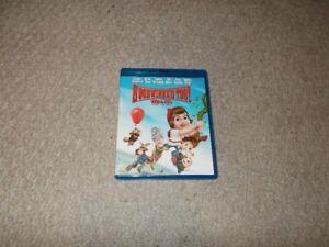 HOODWINKED TOO/THE SEVENTH DWARF BLURAYS SET FOR SALE!