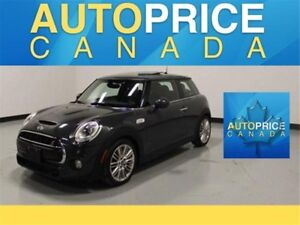 2014 Mini Hatch Cooper S Cooper S|PANOROOF|LEATHER|XENON