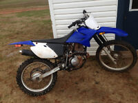 2008 Yamaha TTR 230 trail bike , reduced for quick sale!