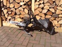 Stomp pit bike frame