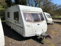 Lunar Quasar 524 4 Berth VGC light to tow !