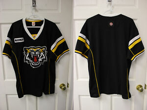 CFL - Hamilton Tiger Cats Jersey - Large