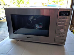 Panasonic Microwave Open box